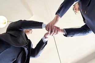 豊富な顧問キャリアから充実した提案が可能のイメージ